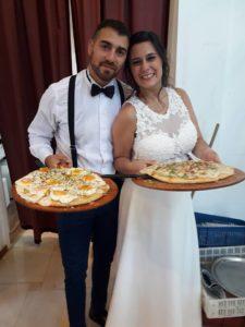 4 pizza
